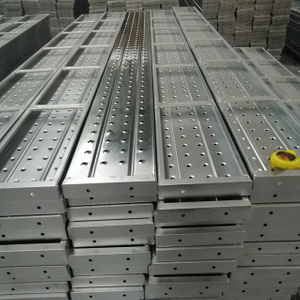 240mm Galvanize Scaffolding Walk Boards für den Bau
