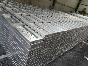 BS1139 Square Support Galvanized Scaffolding Walk Boards